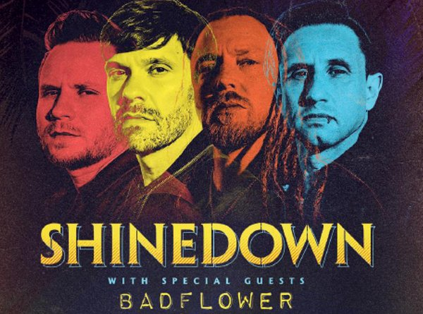 members of the band Shinedown