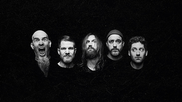 group photo of the 2019 members of The Damned Things