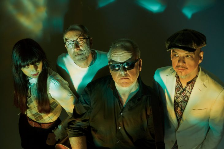 Pixies band photo by Travis Shinn