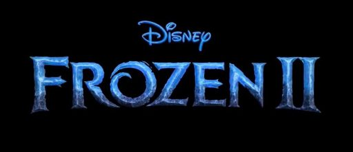 Frozen 2 logo, Disney.