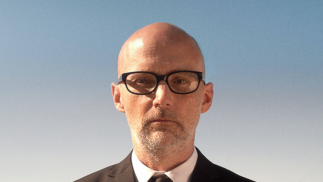 Photo of Moby's face from Moby Doc poster