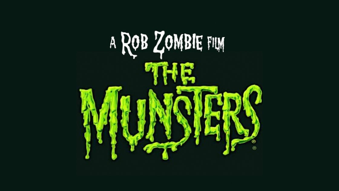 logo for Rob Zombie's The Munsters