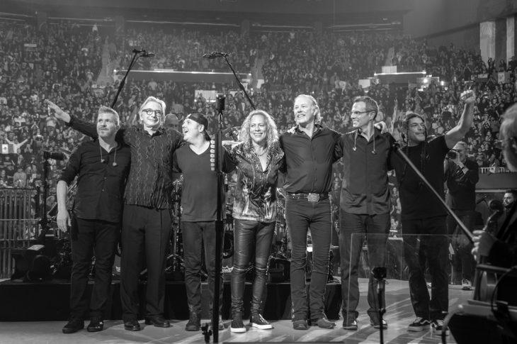 Metallica S&M2 photo by Brett Murray