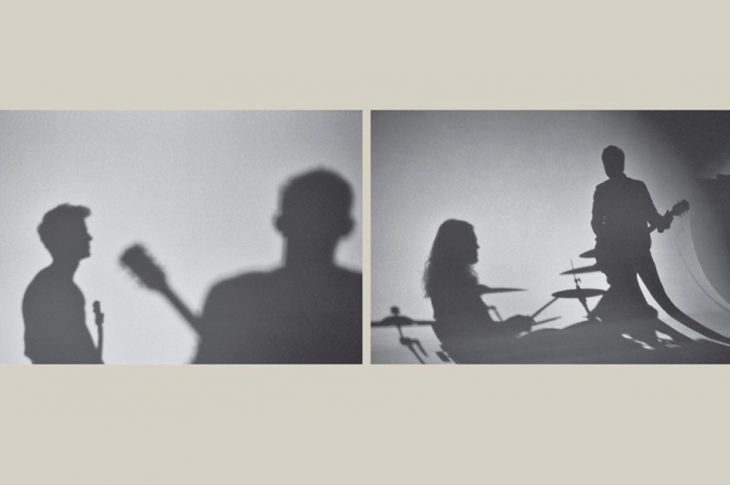 Album artwork for When You See Yourself - two black and white photos of band performing